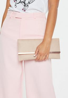 8e9709373f Clutch Bags | Black, White & Nude Clutches - Missguided