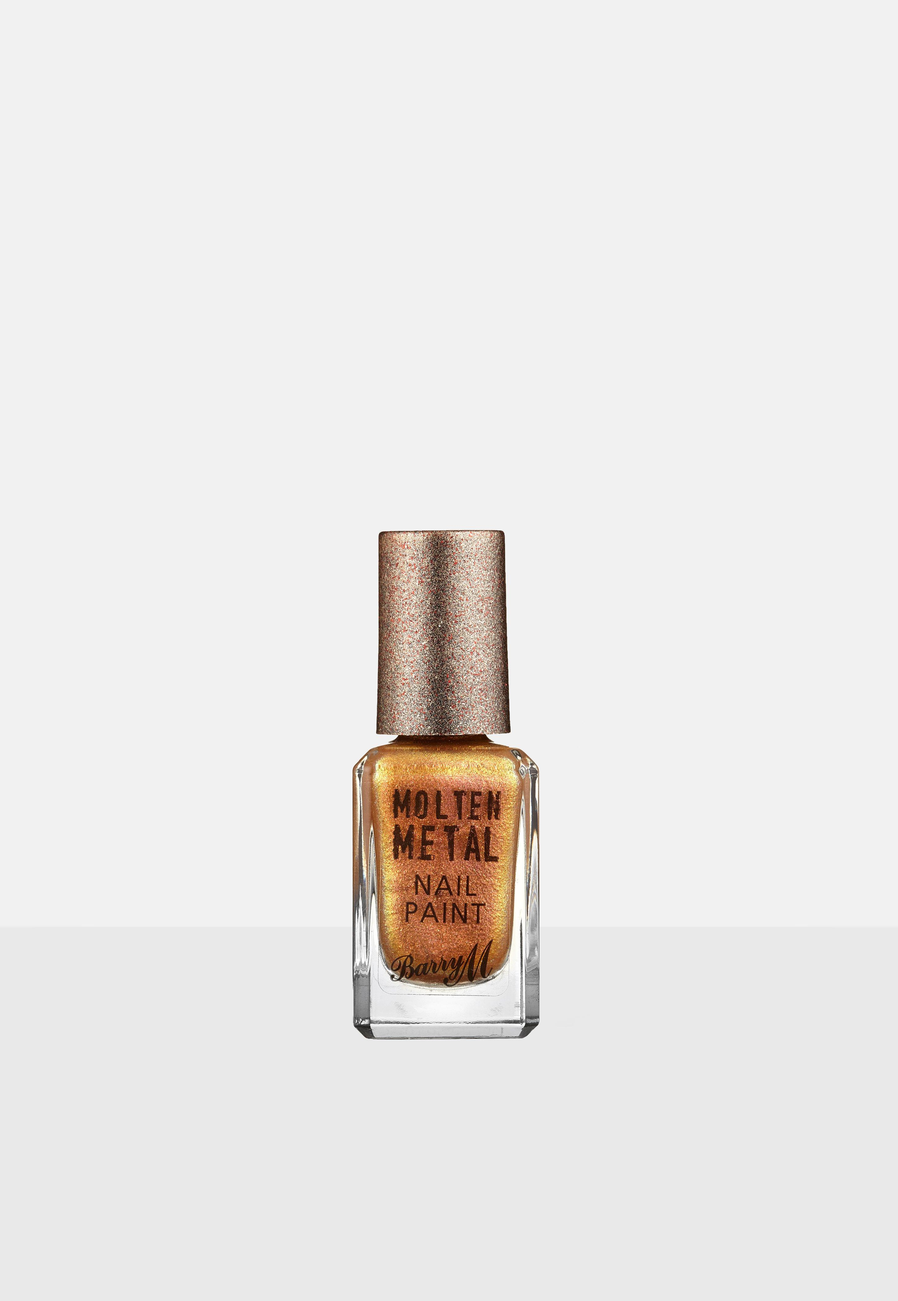 Barry M Molten Gold Rush Nail Paint | Missguided
