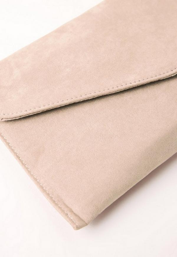 Faux Suede Envelope Clutch Bag 25 00 Previous Next