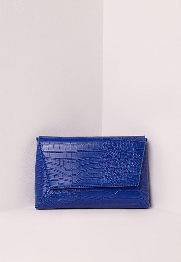 Clutch Bag Cobalt Blue Previous Next
