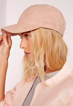 Nude Good Vibes Embroidered Cap