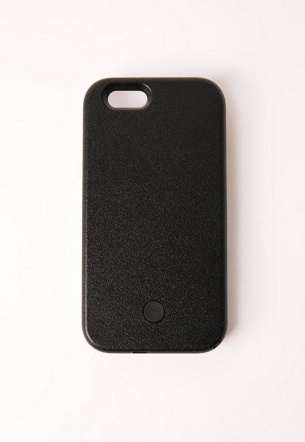 Selfie iPhone 6 Case Black