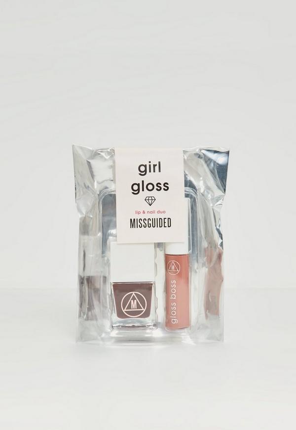 Girl Gloss Lip Kit