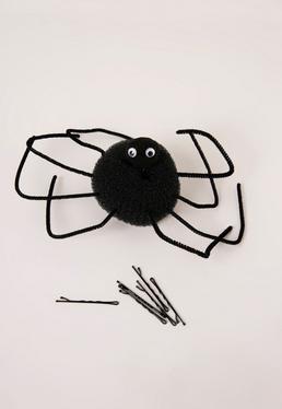 Spider Bun Kit Black