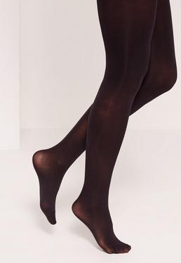 Black 50 Denier Stockings