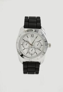 Black Matte Bracelet Watch