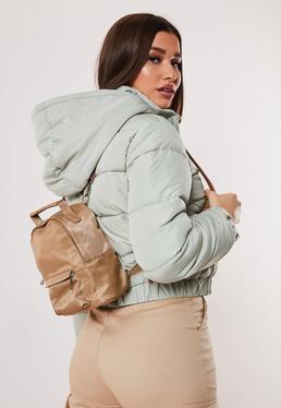 Мини-рюкзак Nude