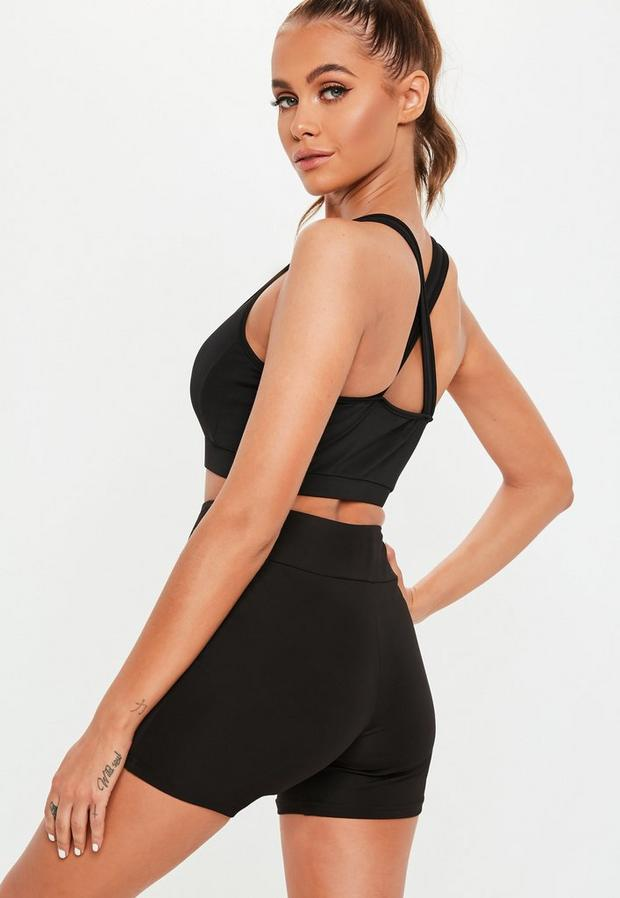 Missguided - Crossback Sports Bra - 4