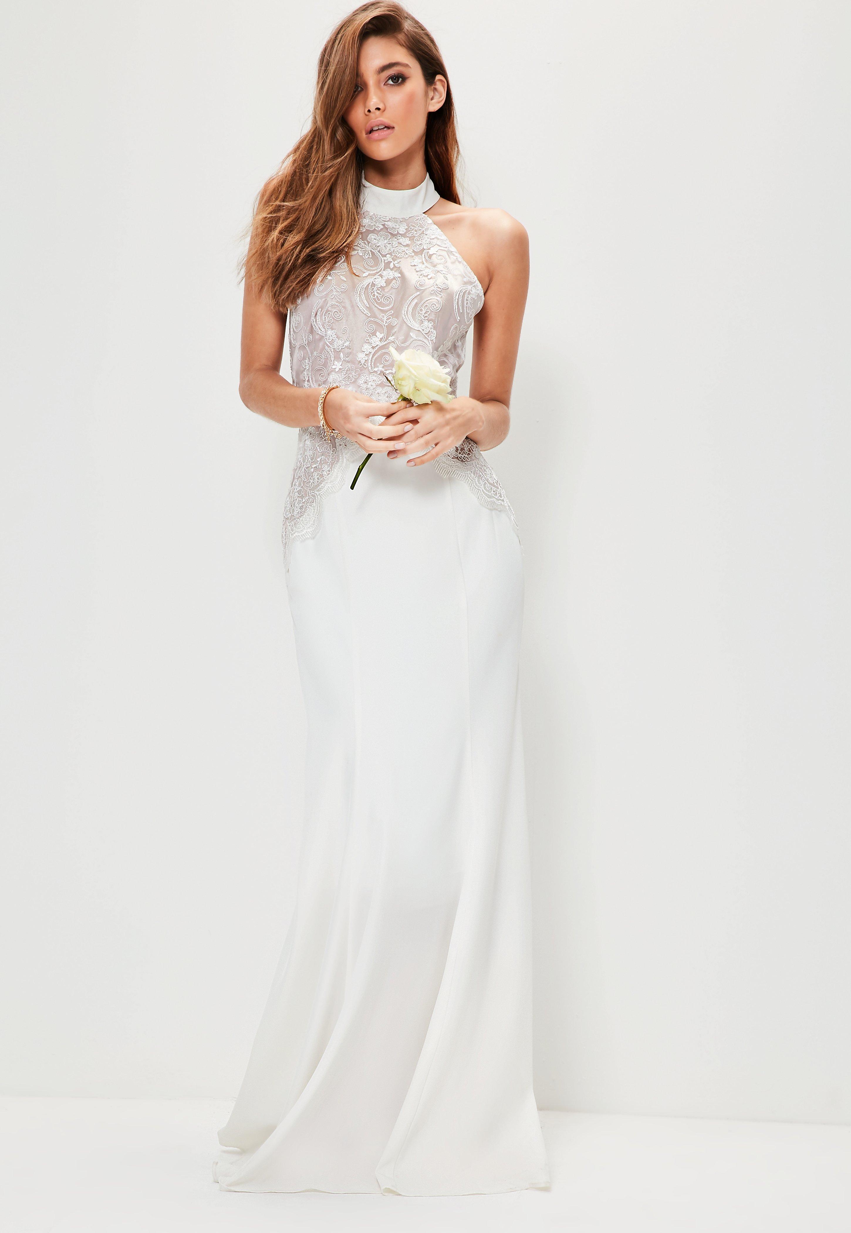 Hochzeitskleider Brautkleider & Brautbekleidung Missguided DE