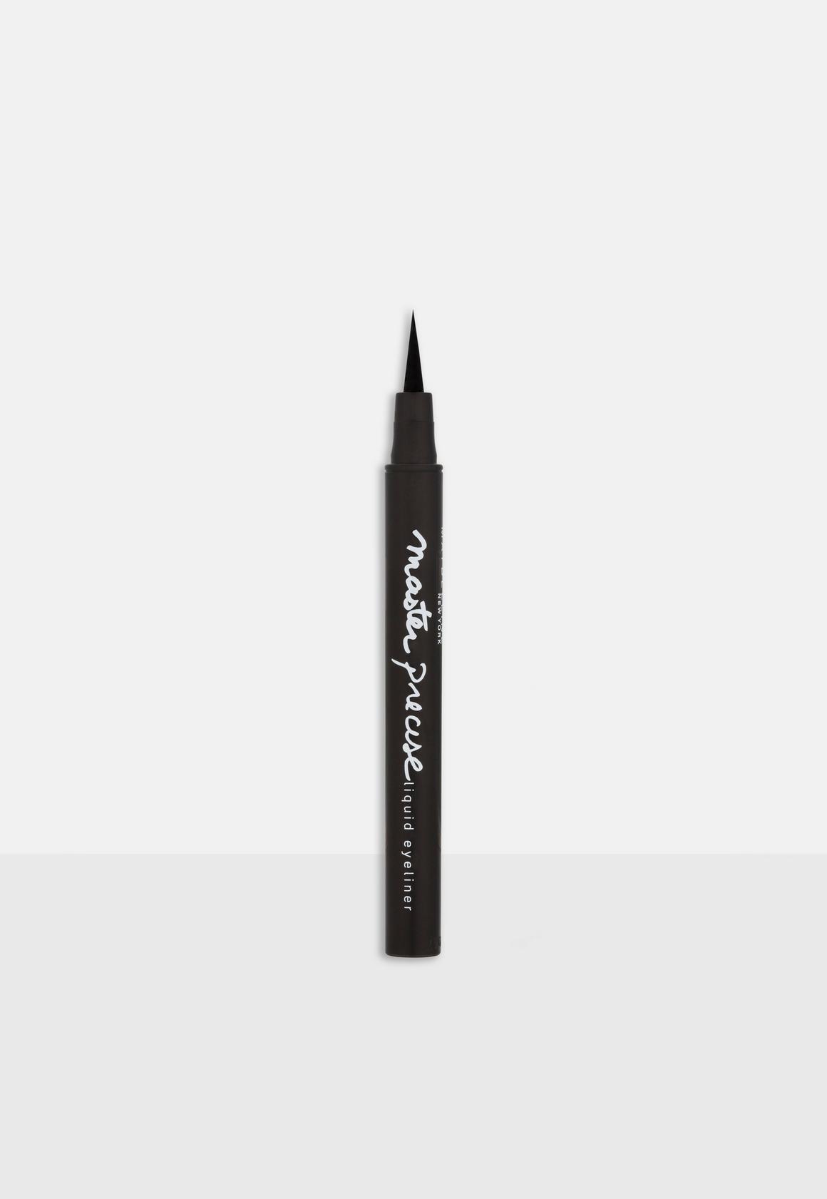 Missguided - Liner feutre Maybelline Master Precise noir - 1
