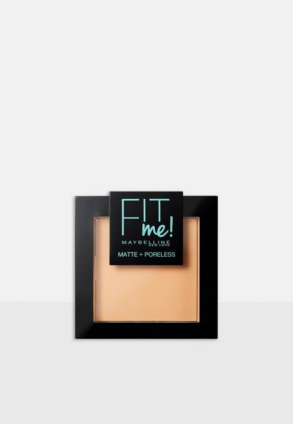 Maybelline Fit Me Pressed Face Powder 130 Buff Beige