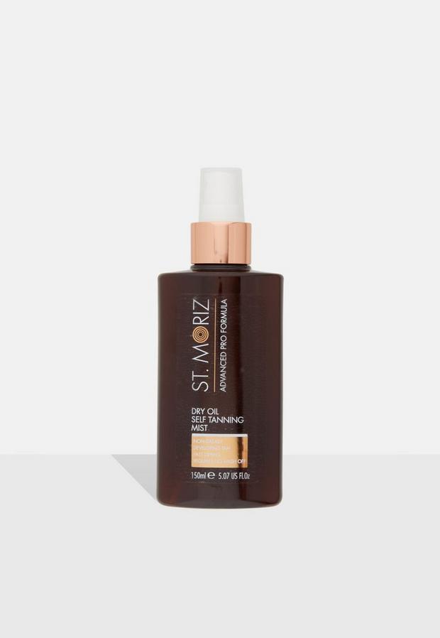 Missguided - Moriz Advanced Pro Dry Oil Self Tan Mist - 1