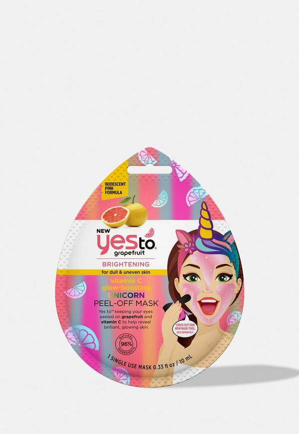 Yes To Grapefruit Pore Perfection Paper Mask by Missguided