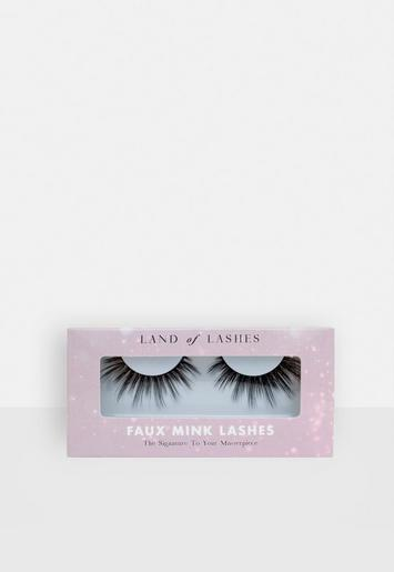 Land Of Lashes Allure Faux Mink Lashes by Missguided