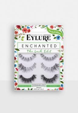 9eebdcdb9dd ... Eylure 3 Pack Enchanted The Lash Edit Lashes