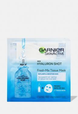 Маска для лица Garnier Fresh-Mix с гиалуроновой кислотой