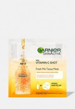 Garnier Fresh-Mix маска для лица с витамином С