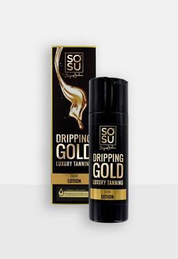 Роскошный лосьон для загара Sosu Dripping Gold