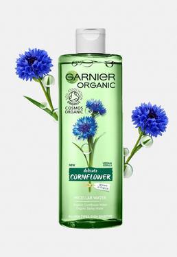 Garnier Органическая мицеллярная очищающая вода василька