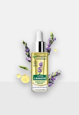 Garnier Органическое масло с лавандиновым свечением