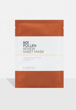 Пчелиная маска Missha Bee Renew
