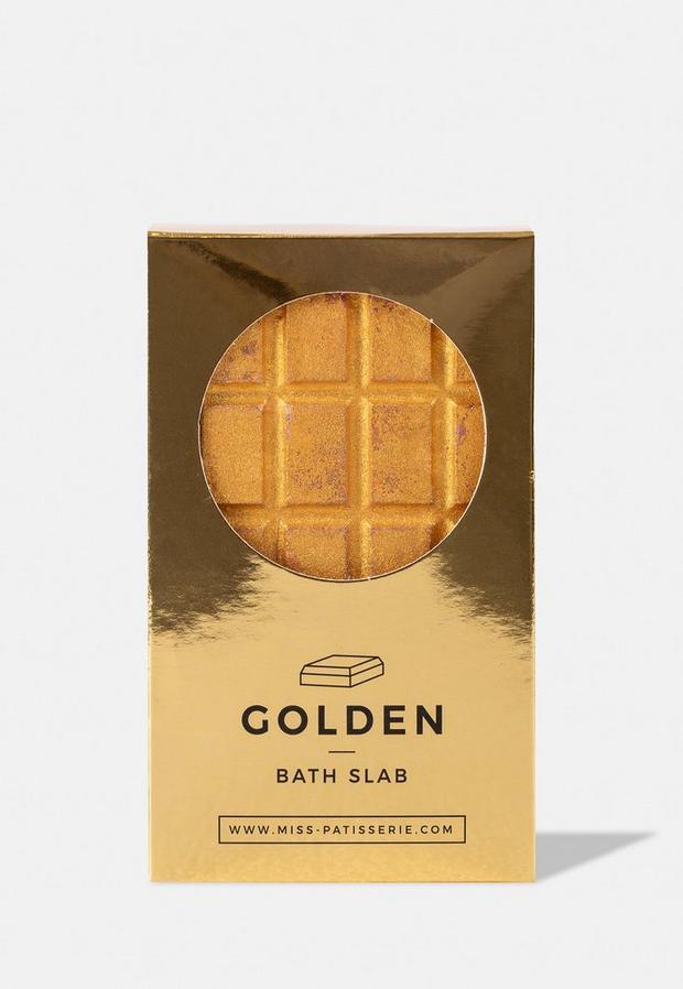 miss patisserie golden bath slab