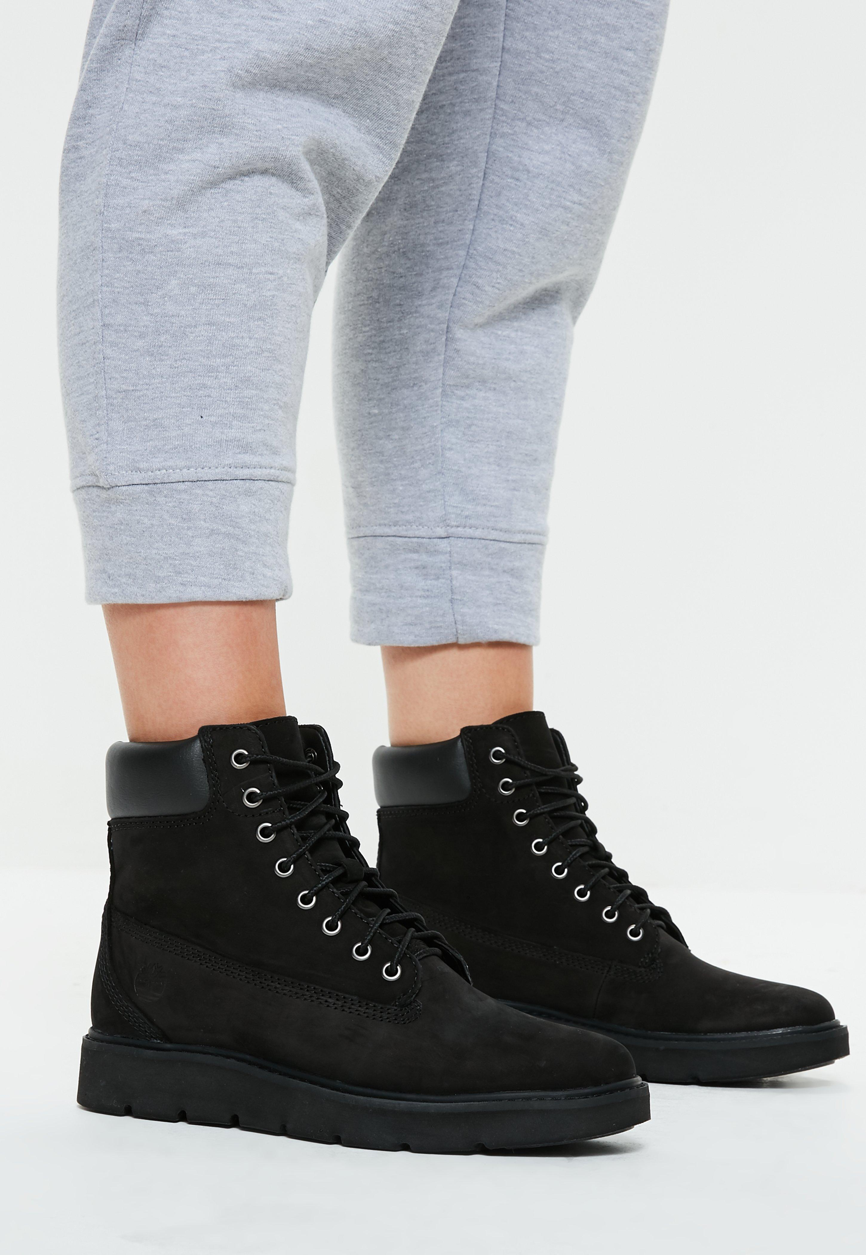 bottes femme style timberland