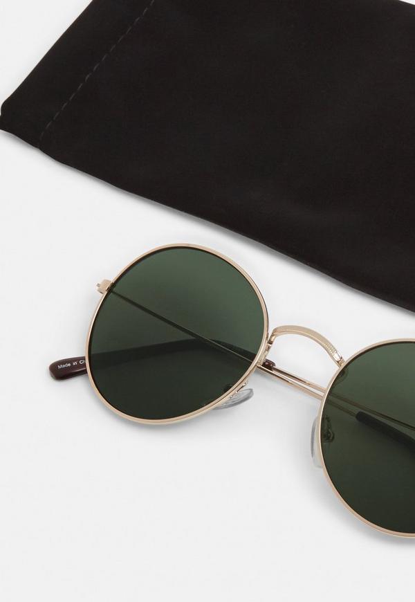 8911267c87 Quay Australia Gold Mod Star Sunglasses