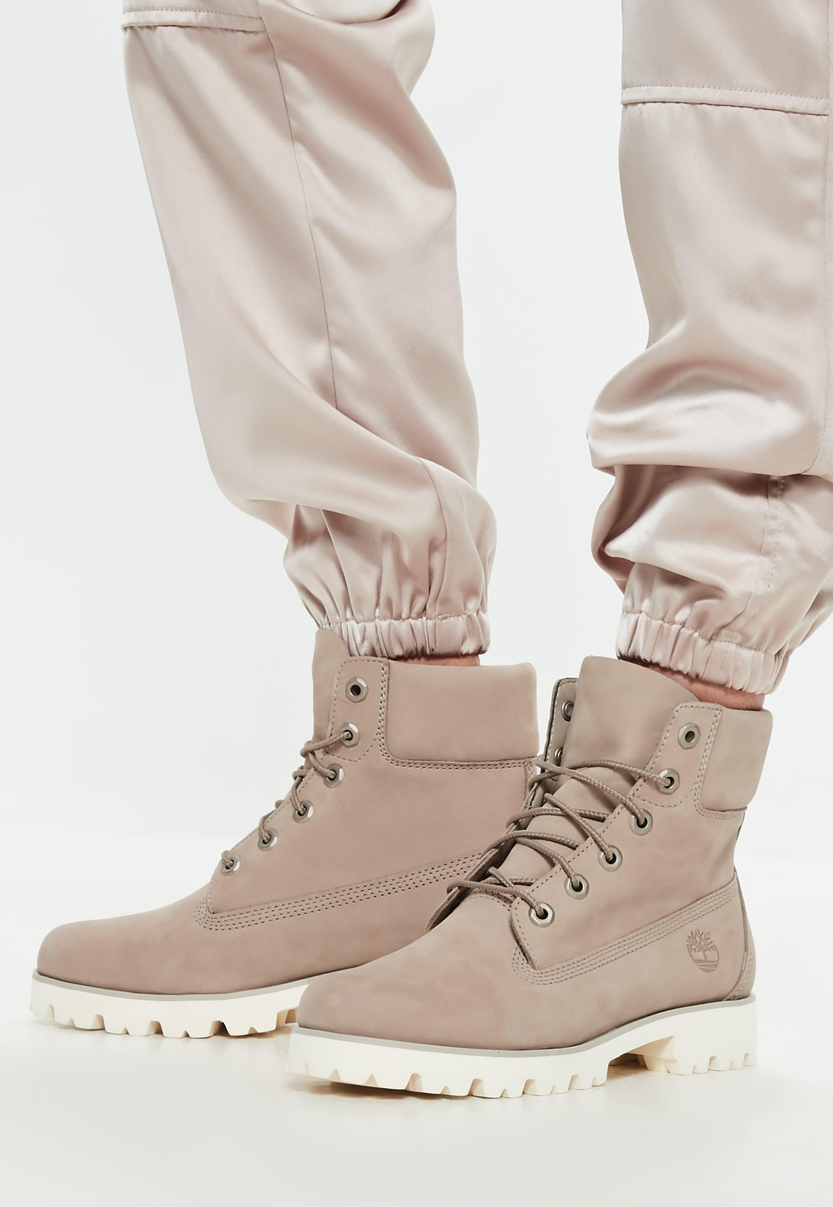 Timberland 6 Inch Light Heritage Cashmere Flat Boots o8DwU