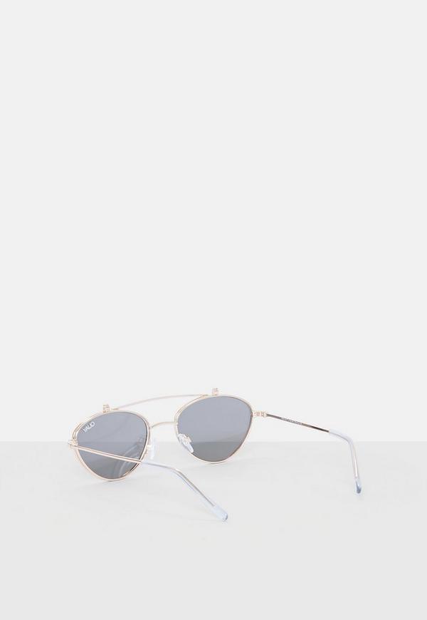 70db667855 ... Quay Australia x Elle Ferguson Elle Rose Gold Sunglasses. Previous Next