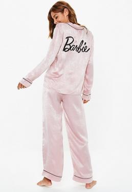 9d166c256e Satin Pyjama Set. Stripe Pyjamas