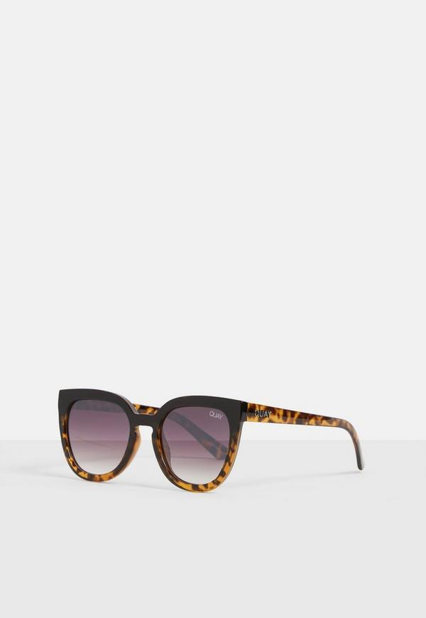 521d5087e03 ... Quay Australia Noosa Tortoiseshell Sunglasses. Previous Next