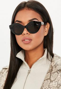 0b6cf0f717 Cat Eye Sunglasses. Visor Sunglasses. Quay Sunglasses