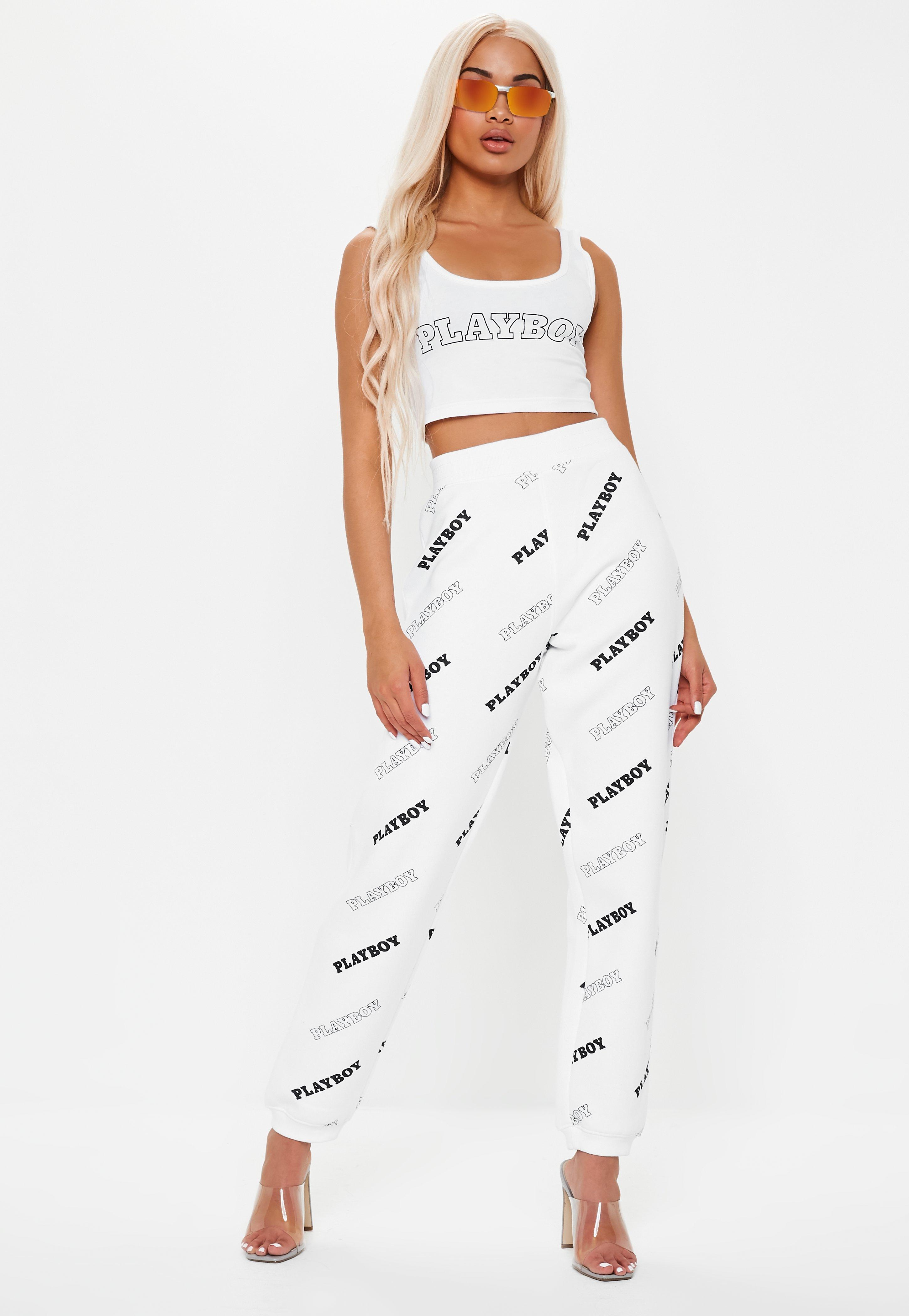 eb3dd6bea6d Playboy Clothing | Playboy T-Shirts, Necklaces & Tracksuits – Missguided