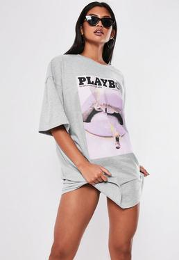 ba817ffeb8f81 T Shirt Dresses | Printed & Slogan T-Shirt Dresses - Missguided