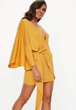 Party Yellow Dresses