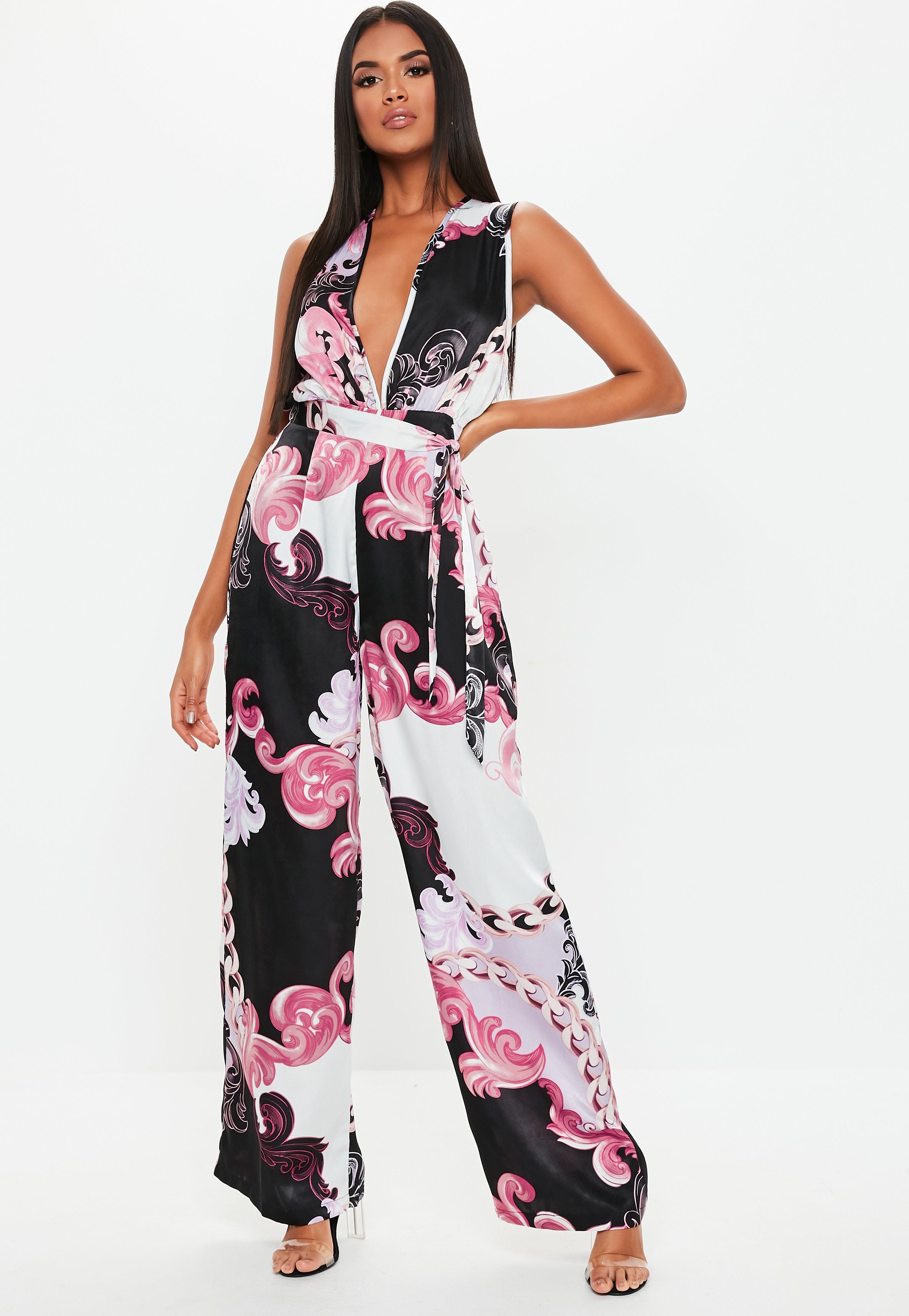 97f88873ef3 Floral Jumpsuits