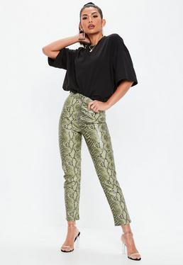 7f58bc7c107b8 Snake Print Clothes | Snake Print Dresses & Skirts - Missguided