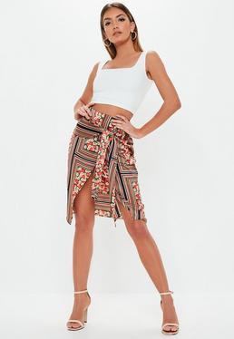 Excited too teen tiny mini skirt