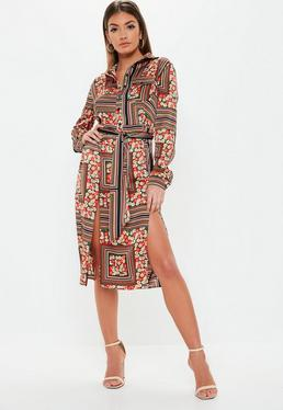 874df2906f Midi Shirt Dresses