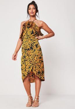 7bb6dcc6136d Floral Dresses   Flower Print Dresses - Missguided