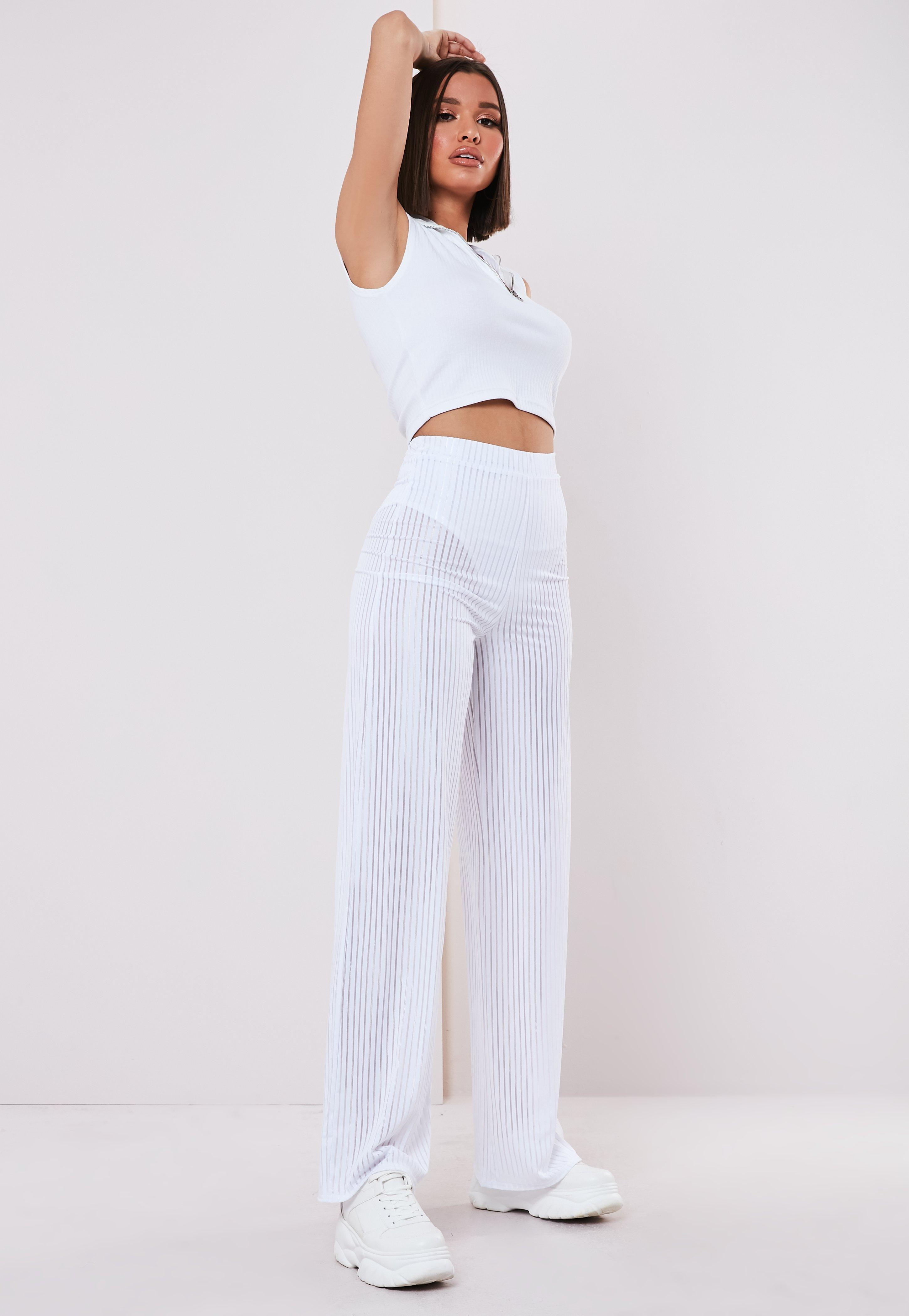 d31782b6bd Flared Trousers - Womens High Waisted Flares - Missguided