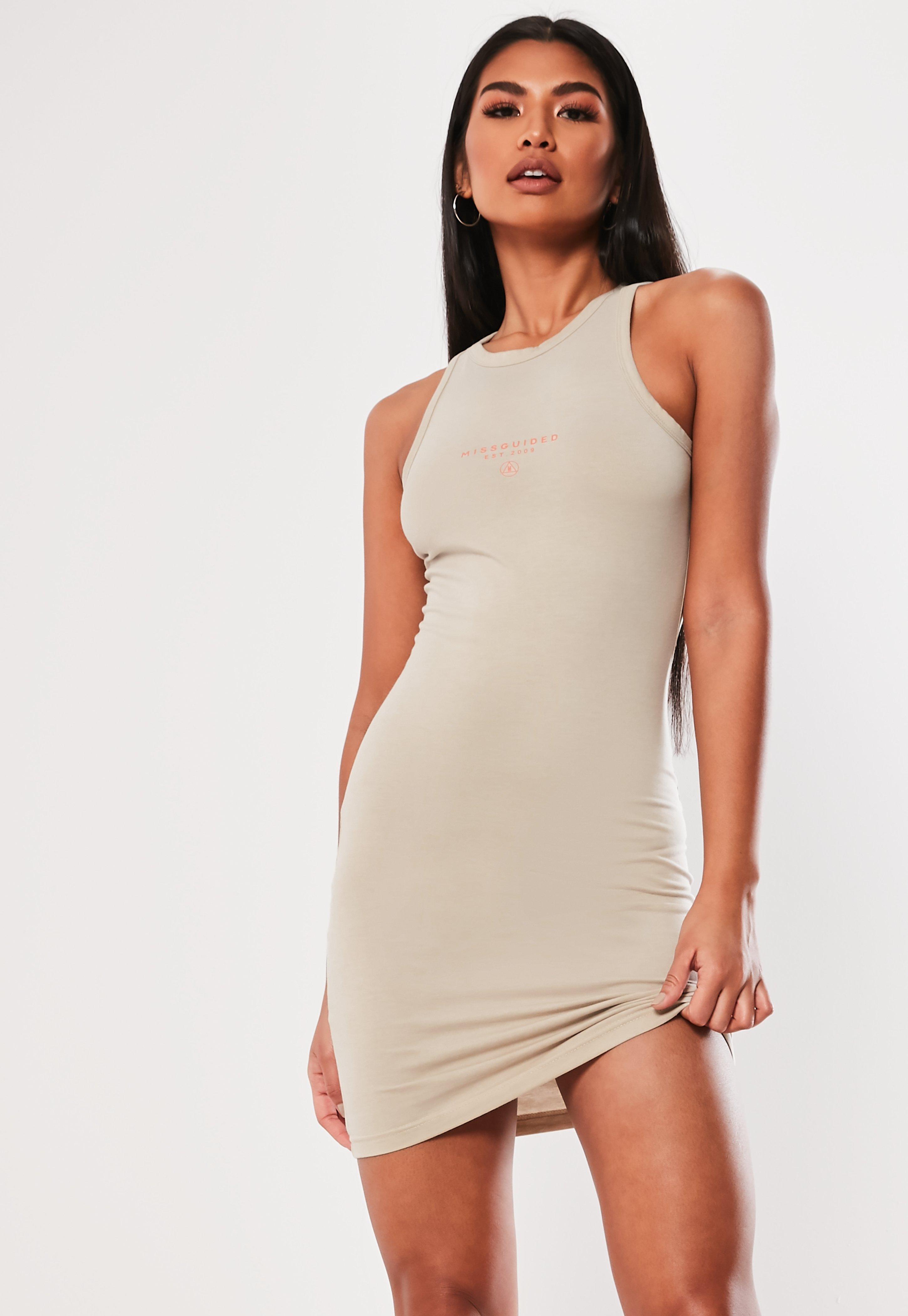 7c510857f Grey Dresses
