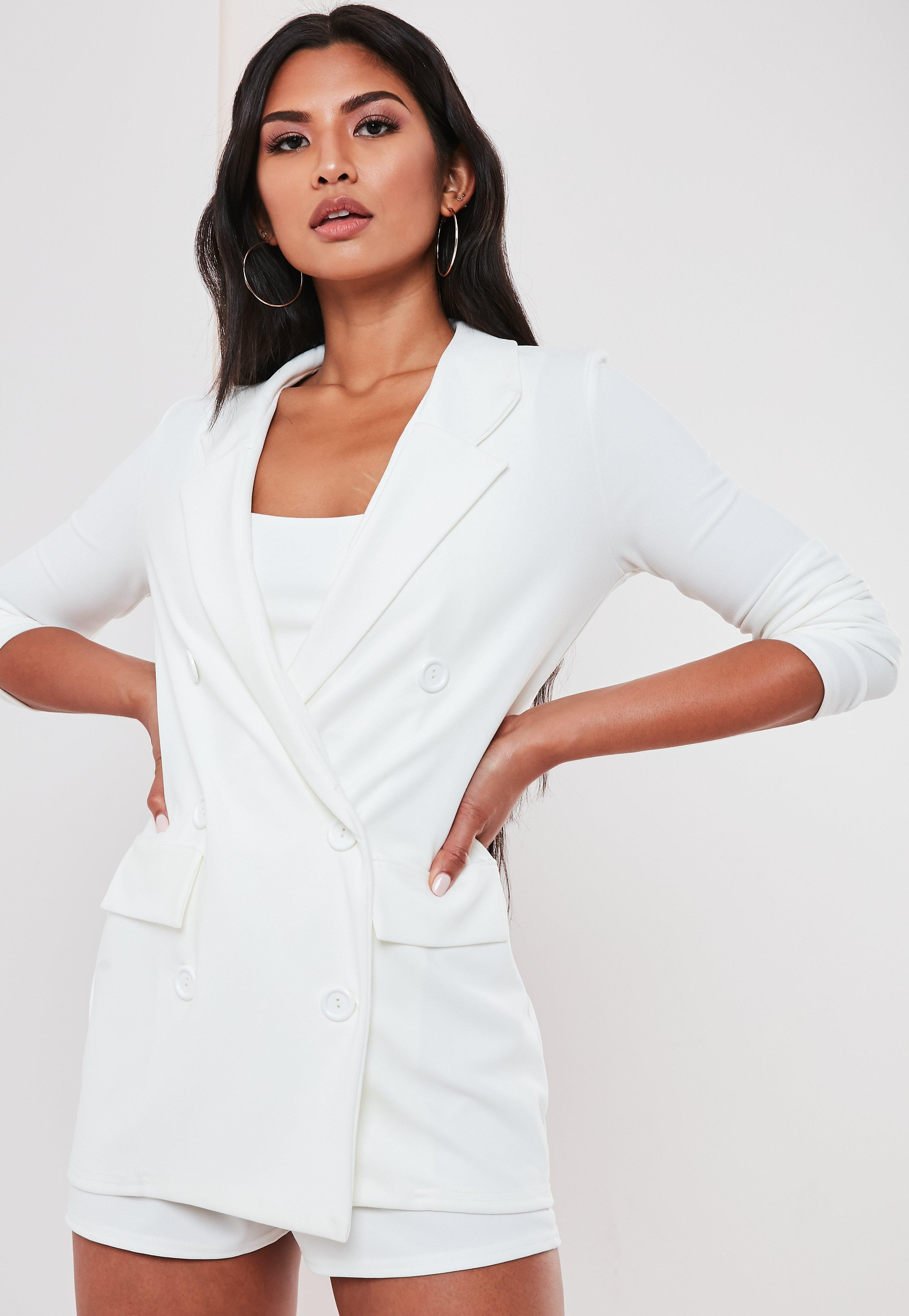 297d45e4e17c Blazers for Women - Shop Smart & Tweed Blazers UK - Missguided