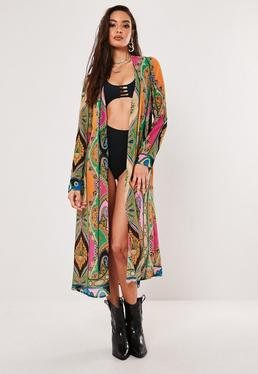 e3eec4f33f3 Kimonos   Women's Kimono Jackets - Missguided
