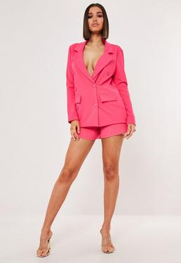 2417ad091d Blazers for Women - Shop Smart & Tweed Blazers UK - Missguided