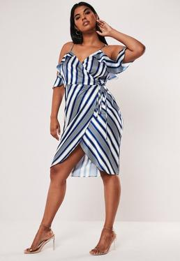 a5c39935d3 Plus Size Dresses UK | Women's Plus Size Dresses | Missguided