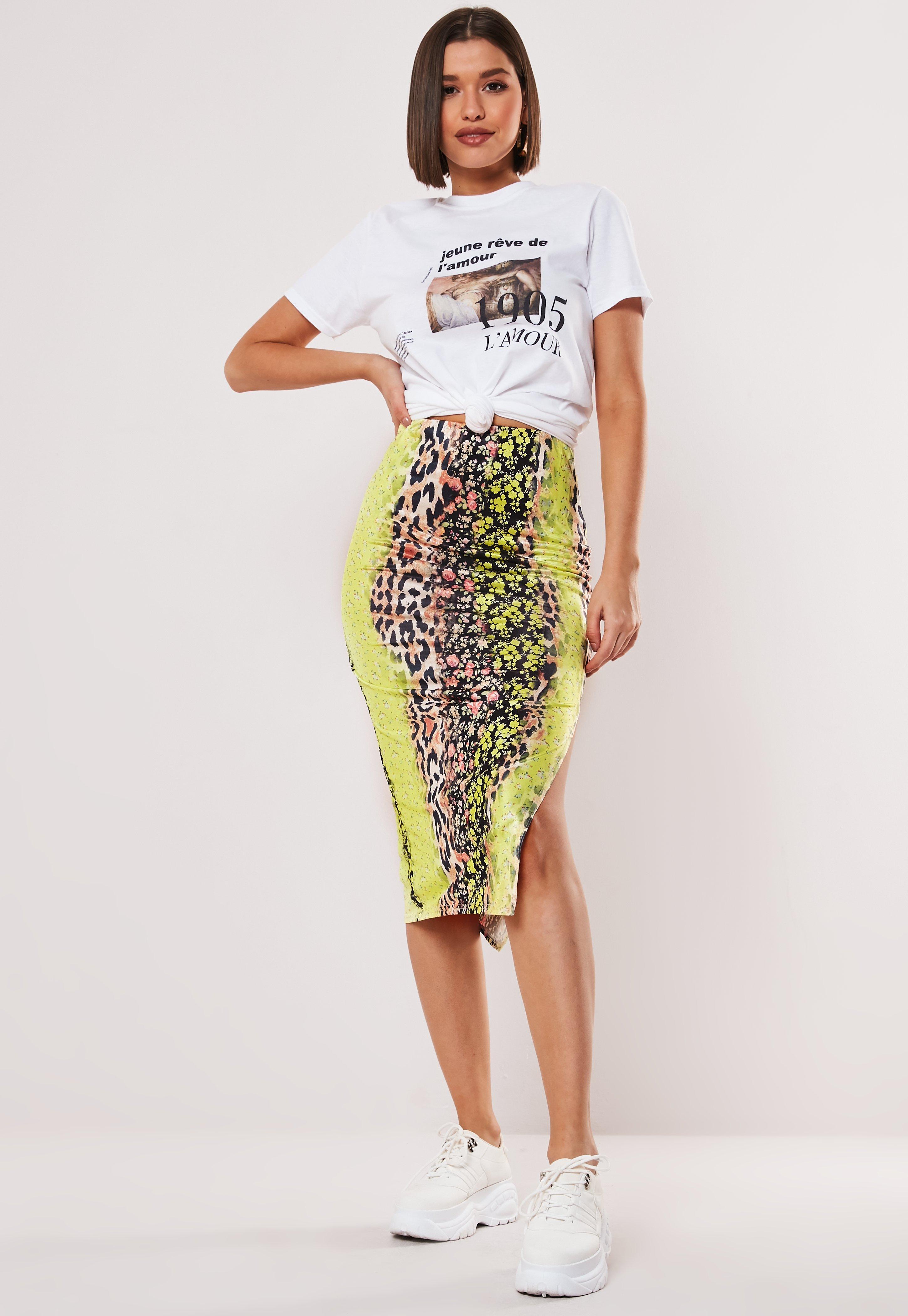 d3b0e058e8b42d Skirts | Winter Skirts for Women Online UK - Missguided