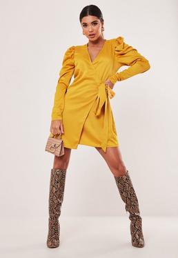 meilleur super pas cher haute qualité Robe portefeuille | Achat robe portefeuille femme - Missguided