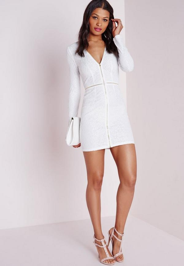 Canada yonge 100 long under white bodycon sleeve dress size canada